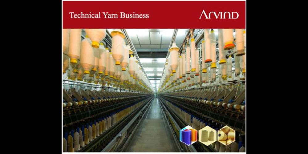 Arvind - Technical Yarns