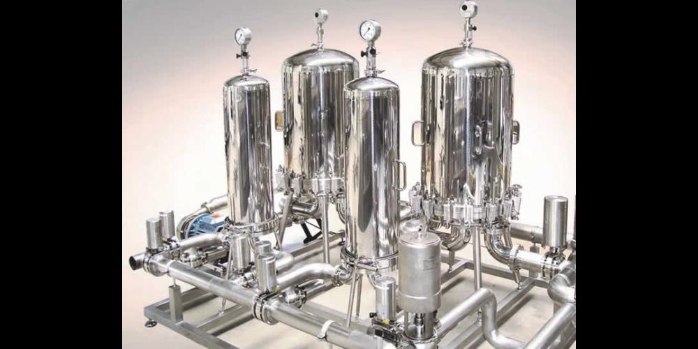 LuV-MultiStage Cartidge Filter Unit-Beverage